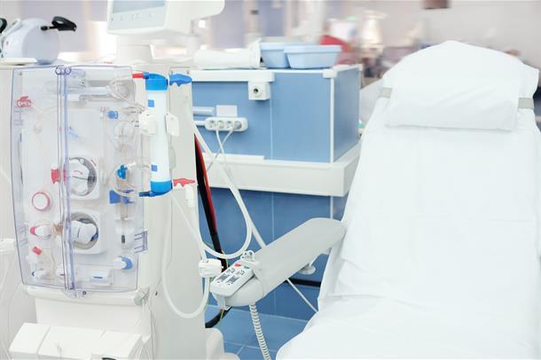 Illustrasjonsbilde av dialysemaskin.