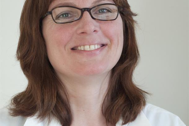 Portrettfoto av Ingrid Petrikke Olsen